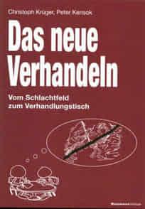 Christoph Krüger und Peter Kensok – Das neue Verhandeln