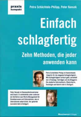 Petra Schächtele-Philipp und Peter Kensok - Einfach schlagfertig